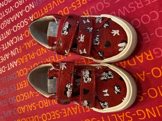 Zapatillas de Minnie