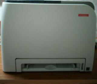 Impresora laser color Ricoh Aficio SP C220N