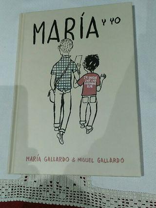 Maria y yo.