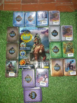 Lotazo Fantasy Riders cartas