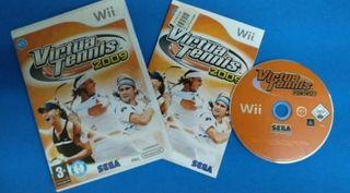 Wii - Virtua Tennis 2009