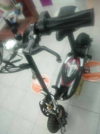 moto electric muy buenas condiciones