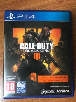 BLACK OPS 4 - PS4