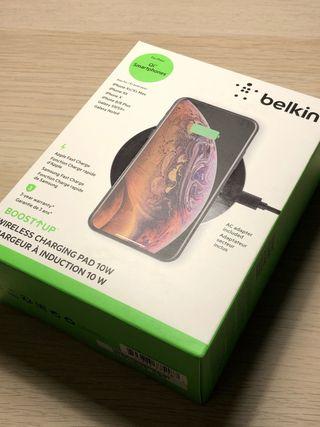 Cargador inalámbrico Belkin Boost Up >> NUEVO <<
