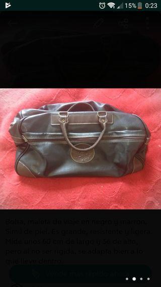 bolsa o maleta de viaje