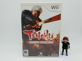 TENCHU Wii Shadows Assassins