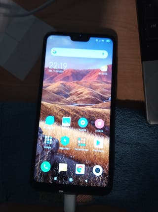 Movil Xiaomi mi 8 Lite