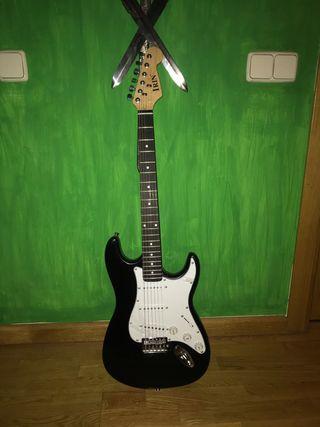 Guitarra eléctrica a estrenar