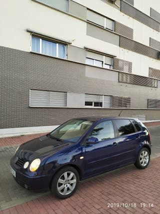 Volkswagen Polo 2004 Impecable estado GPS itv 2020