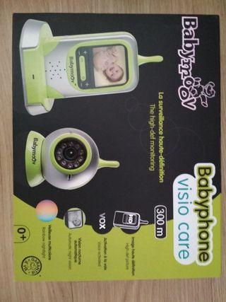 Cámara de videovigilancia bebés
