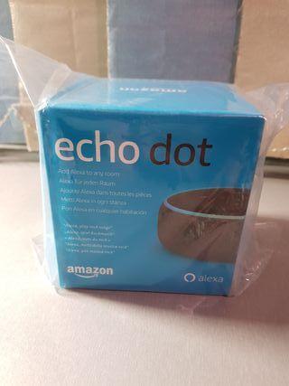 Echo dot NUEVO de amazon (3a generación)