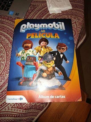 cartas playmobil