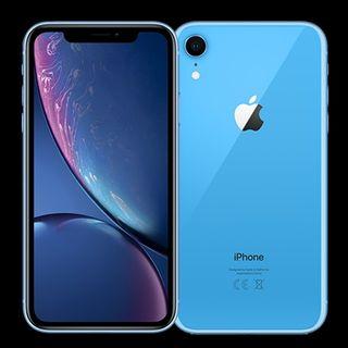 Iphone XR azul