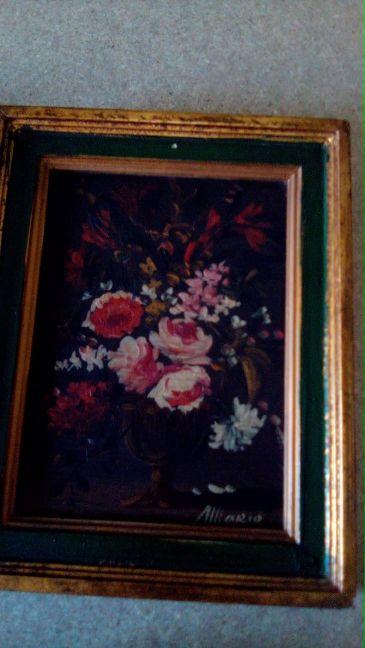 cuadros antigüedades pintor ...