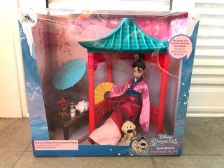 Set muñeca Mulan Disney store