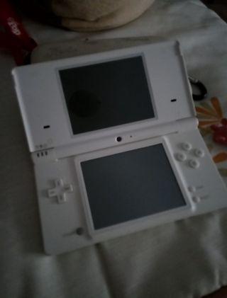 Nintendo Ds Lite y juegos