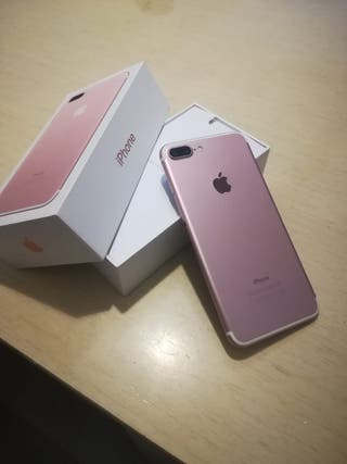 iPhone 7 Plus rosa gold