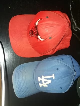 intercambio o vendo gorras