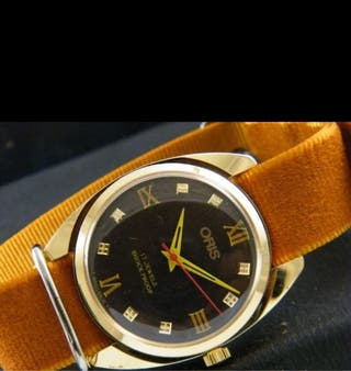 Reloj suizo Oris mecánico