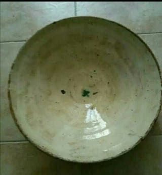Lebrillo o plato Olivares