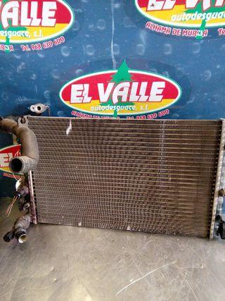 247664 Radiador agua VOLKSWAGEN POLO GT 2004