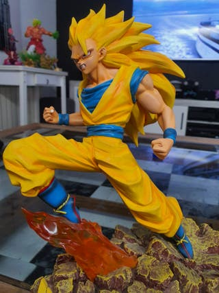 Resina Goku SSJ3 DJFUNGSHING