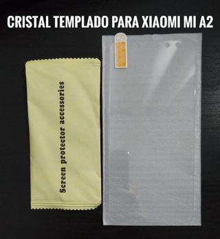 CRISTAL TEMPLADO XIAOMI MI A2