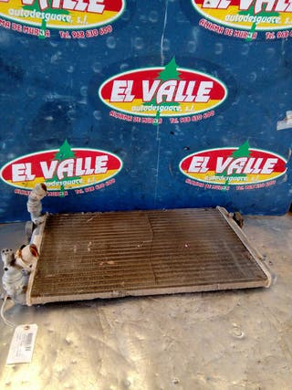 267661 Radiador agua SEAT TOLEDO Signo 2016