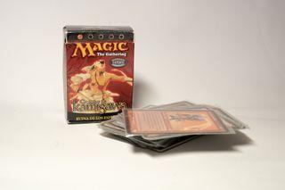 Cartas Magic Juego de cartas