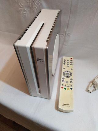 Gravador TV yTDT con disco duro integrado