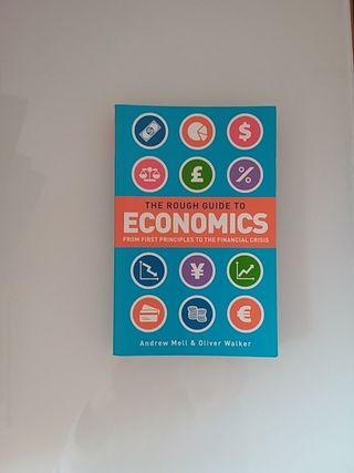 Guía explicativa de la economía. Libro en inglés