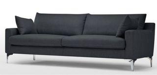 Made.com 3 seater sofa Mendini