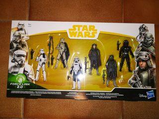 Pack 6 Figuras Star Wars NUEVAS