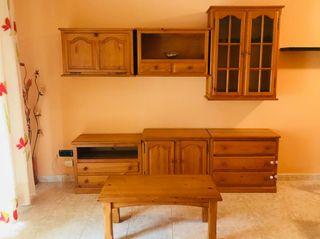 Mueble rústico madera maciza