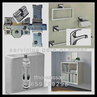 Manitas y Servicios para el hogar y Electricidad