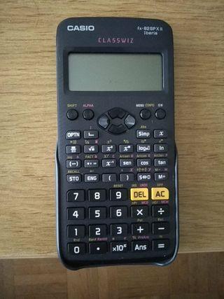 Calculadora Casio fx-82SPXII Iberia