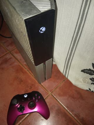 Xbox one con mando versión s y jon