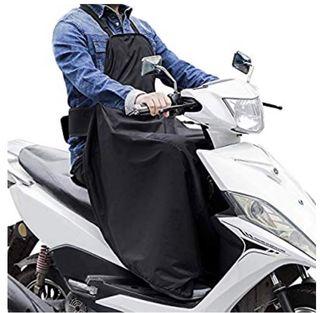 Manta moto impermeable