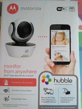 Cámara vigilabebes Motorola
