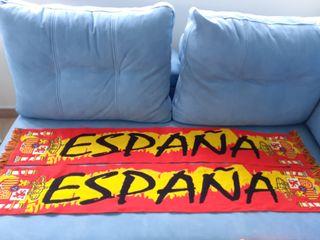bufandas de España