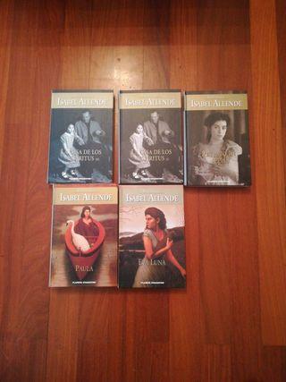 libros coleccion variedad estilos narrativos