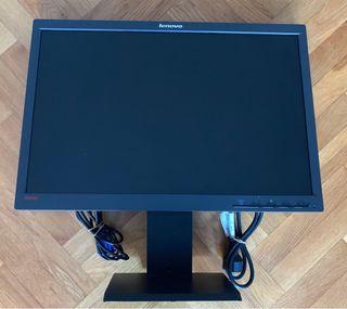 "Monitor / Pantalla ThinkVision L2250p Lenovo 22"""