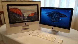 iMac Retina 4K, 21,5 pulgadas