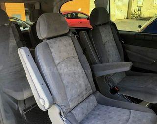 asientos traseros Mercedes-Benz Viano