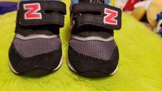 zapatillas deportivas new balance bebé