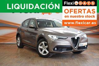 Alfa Romeo Stelvio 2.2 Diésel 132kW (180CV) Super AWD