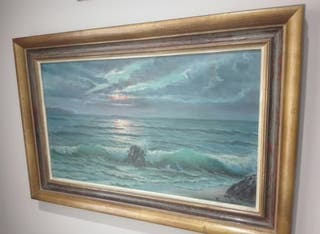 marina espectacular de Ramón Reina