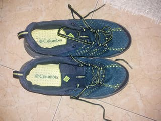 Zapatos columbia