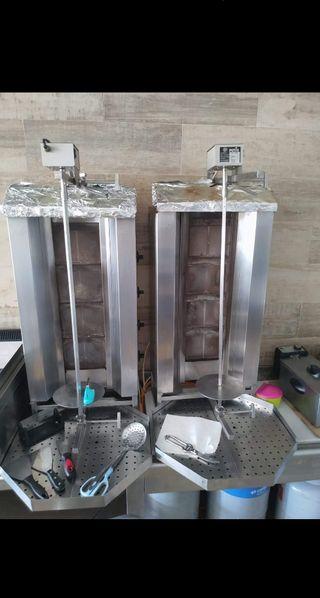 máquina Kebab