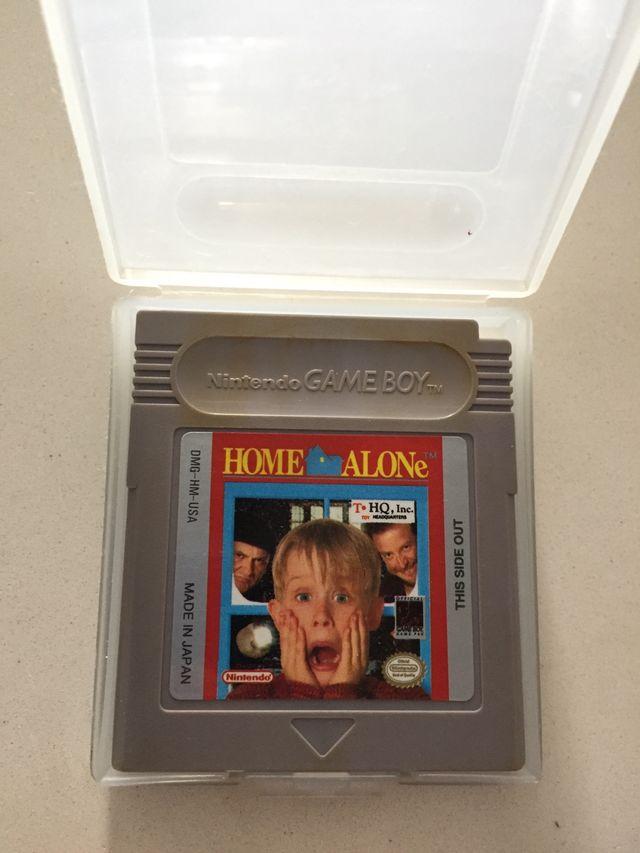 Game Boy Pocket azul con 3 juegos